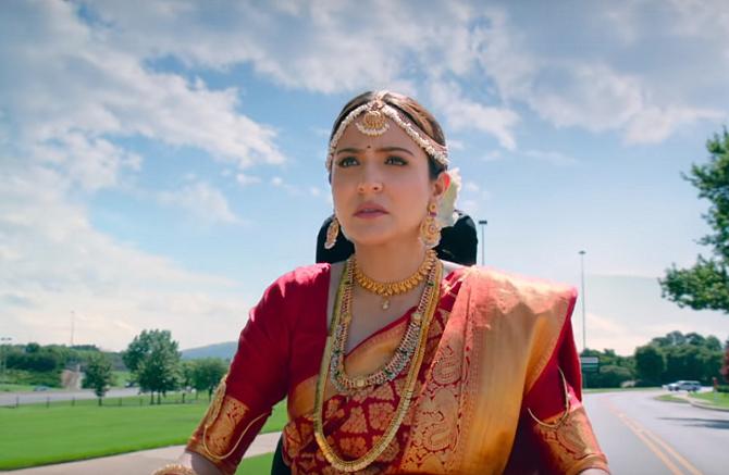 Anushka Sharma starrer ZERO Movie Stills  17