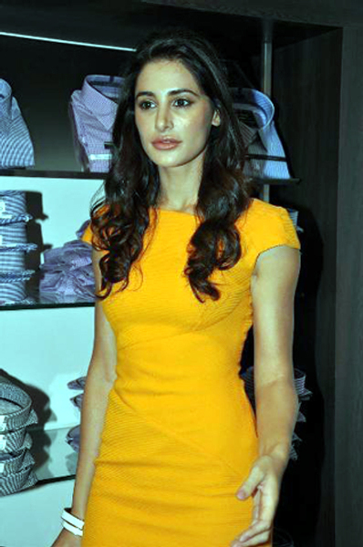 Nargis FaNargis Fakhri posing at the launch of the latest issue of WOMENS HEALTH magazine at the Crossword Store Photokhri Posing At The Launch Of The Latest Issue Of Womens Health Magazine At The Crossword Store Photo