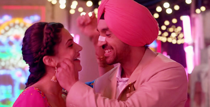 Taapsee Pannu and Diljit Dosanjh starrer SOORMA Movie Stills  35