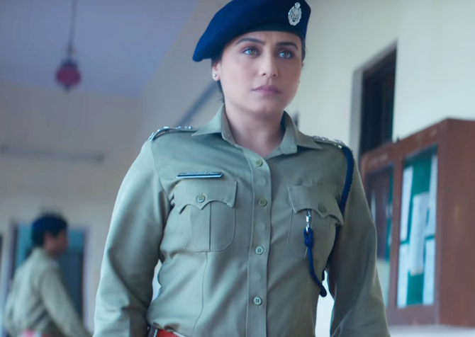 Rani Mukerji starrer Mardaani 2 movie photos  9