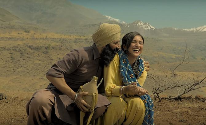 Parineeti Chopra KESARI Movie Stills  20