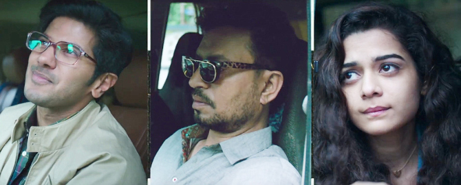 Mithila Palkar  Irrfan Khan   Dulquer Salmaan starrer KARWAAN Movie Stills  10