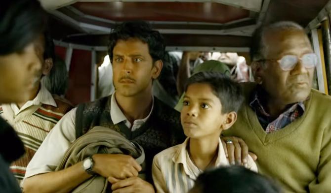Hrithik Roshan starrer SUPER 30 Movie Stills  4