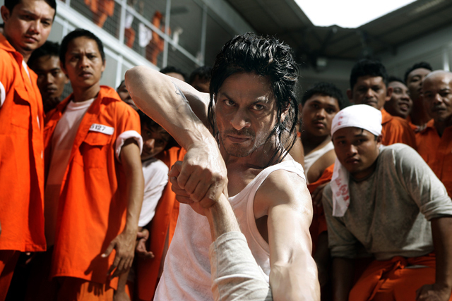 Shahrukh Khan Don 2 Stills