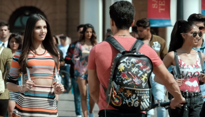 Tara Sutaria   Tiger Shroff starring Student of the Year 2 Hindi Movie Stills  19