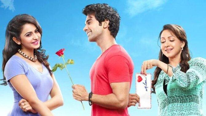 Shimla Mirchi Hindi Movie Poster  1