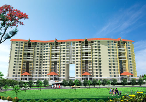 Luxurious Apartments in MIHAN Nagpur   First City