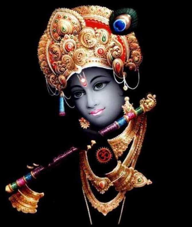 God Wallpaper Decor : Shri krishna gujrati suvichar auto design tech