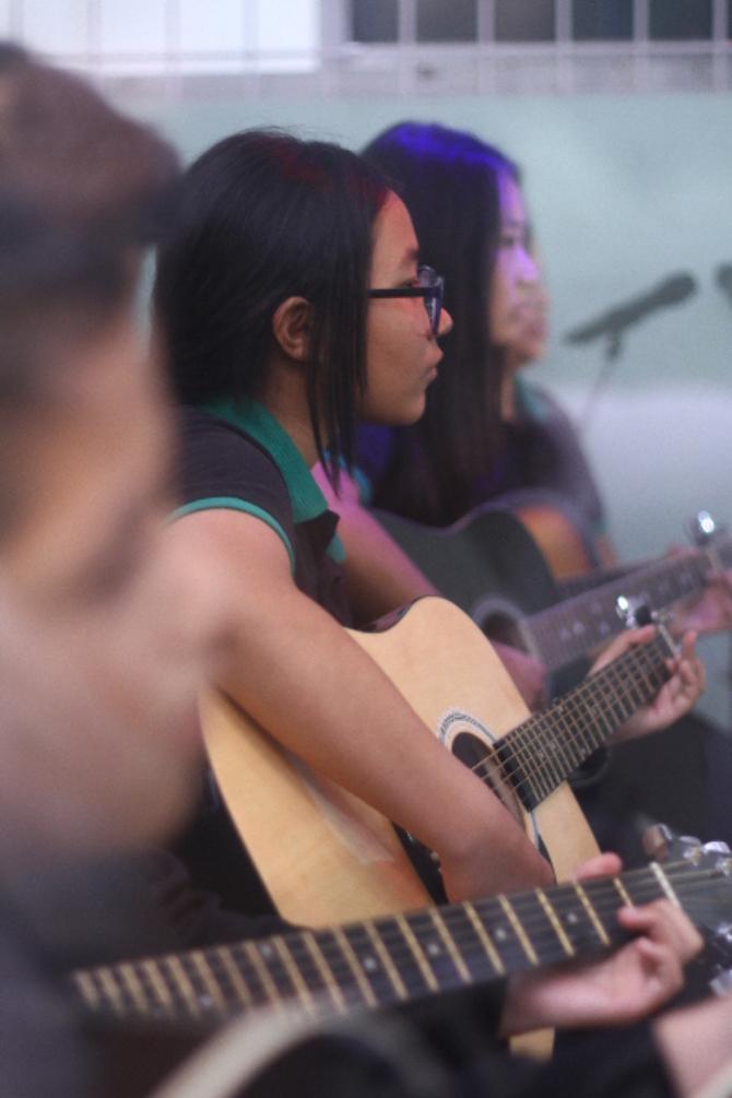 Aucostic Guitar