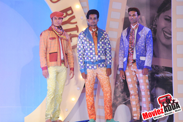 Silhouettes 2013 Bollywood Bytes Fashion Show Moviezadda On Rediff Pages