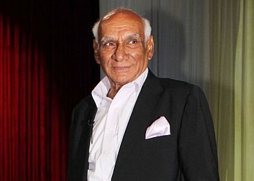 Yash Chopra Pic