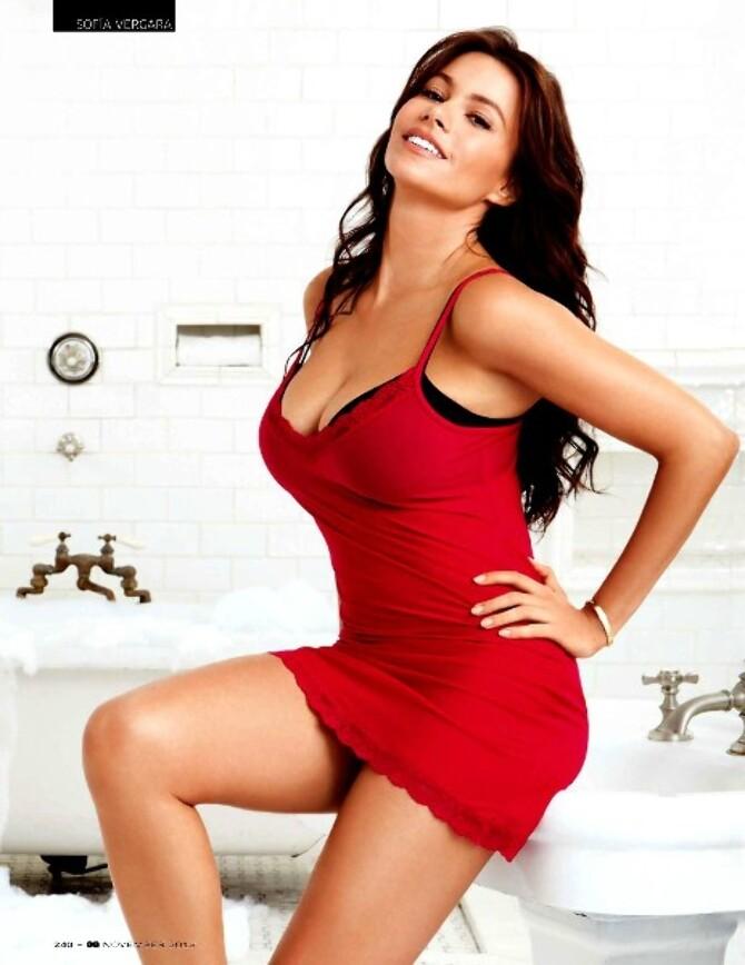 Tattoo Bollywood Movies: Hot Pics: Sofia Vergaras hottest
