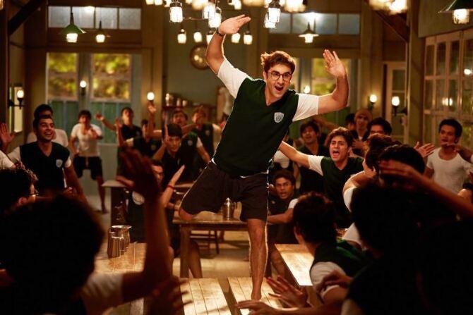 Ranbir Kapoor Jagga Jasoos Movie Still