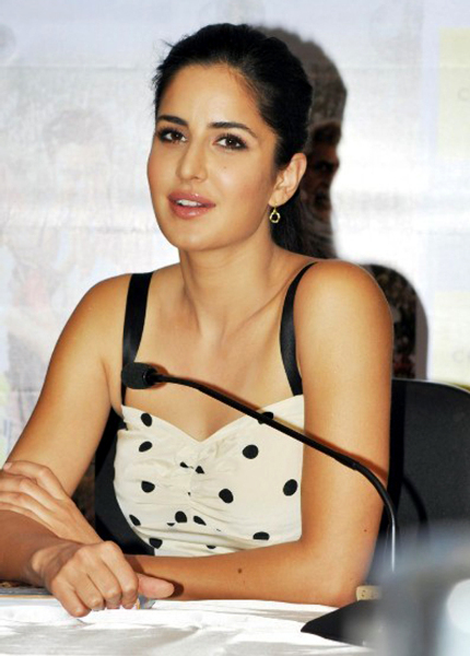 Katrina Kaif At The Launch Of The Book Raajneeti The Film And Beyond At Crossword Store Photo