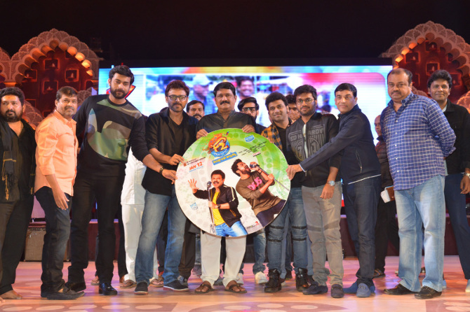 F2 telugu Movie Audio Release  2