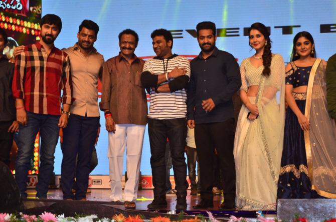 Jai Lava Kusa Movie Trailer Launch  10