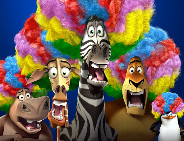 Madagascar 3 Movie Wallpapers