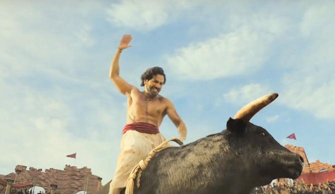 Varun Dhawan KALANK Movie Photos  3