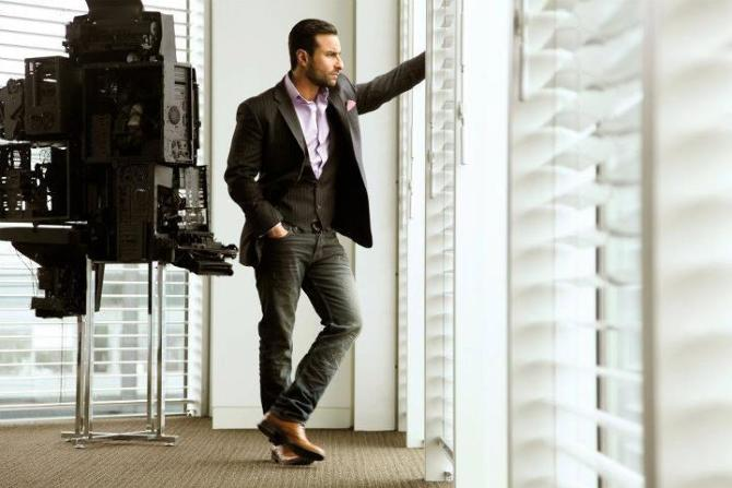 Saif Ali Khan Cocktail Movie Image