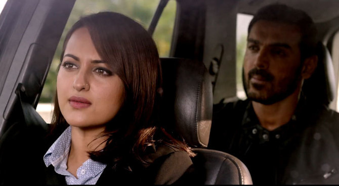 Sonakshi Sinha FORCE 2 Movie Stills  4