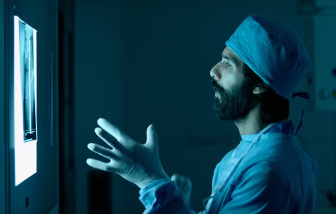 Shahid Kapoor starrer Kabir Singh Hindi Movie Photos  9