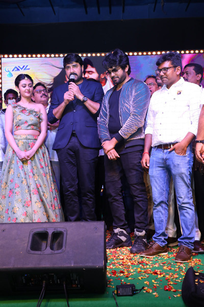 Marshal Movie Audio Launch Stills  3