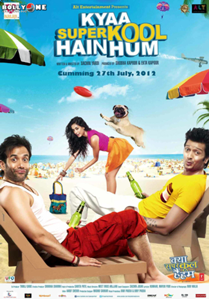 Kyaa Super Kool Hain Hum Latest Poster