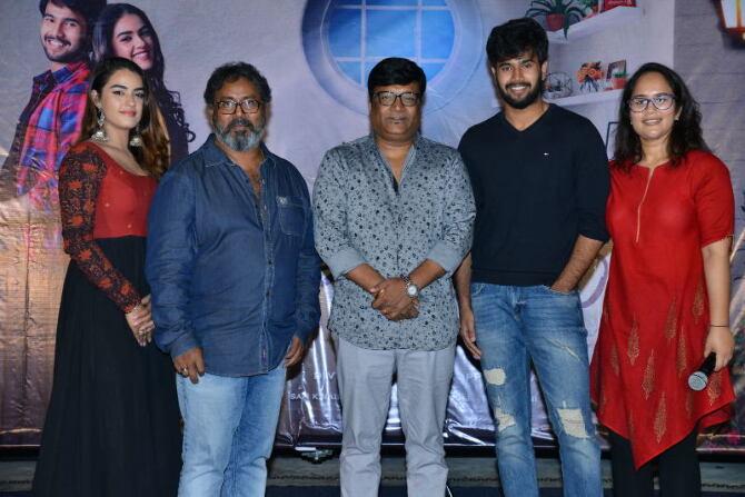 Ee Maaya Peremito Telugu Movie Press Meet  6