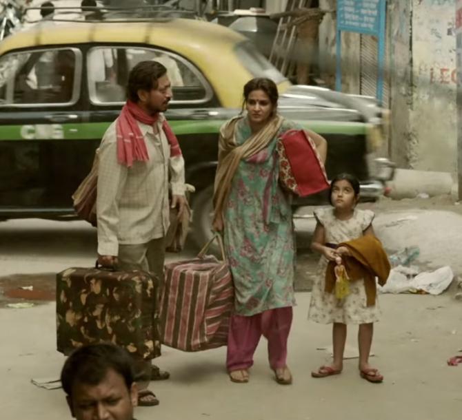 Saba Qamar  Irrfan Khan Hindi Medium Movie Photos  37