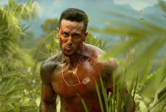 Tiger Shorff  BAAGHI 2 Movie Photos  30