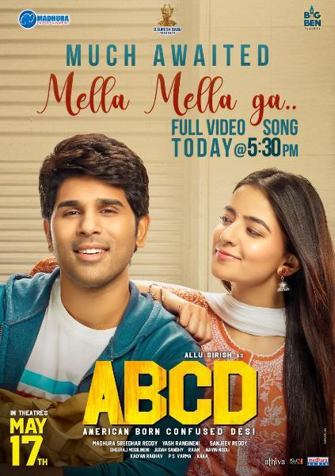 ABCD Telugu Movie  1