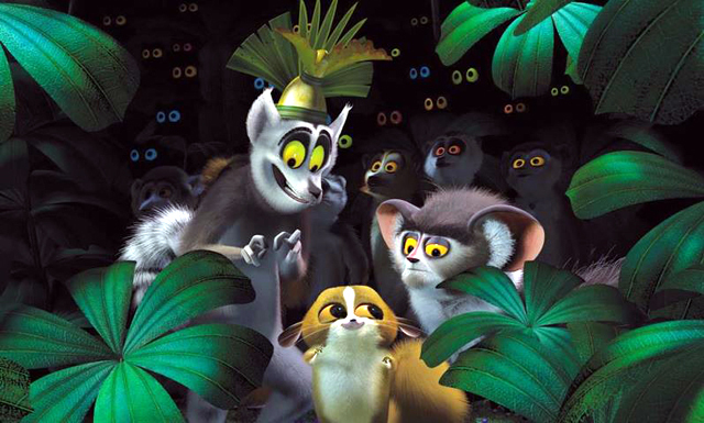 Madagascar 3 Stills