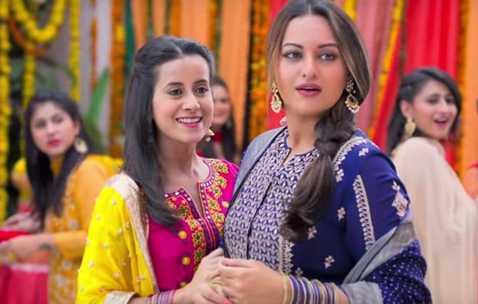 Sonakshi Sinha Happy Phirr Bhag Jayegi  Movie Stills  7