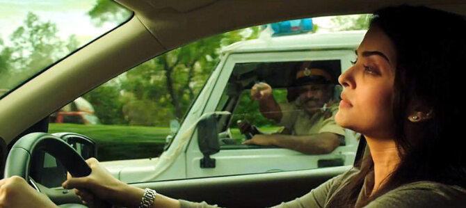 Aishwarya Rai Bachchan Film JAZBAA Still