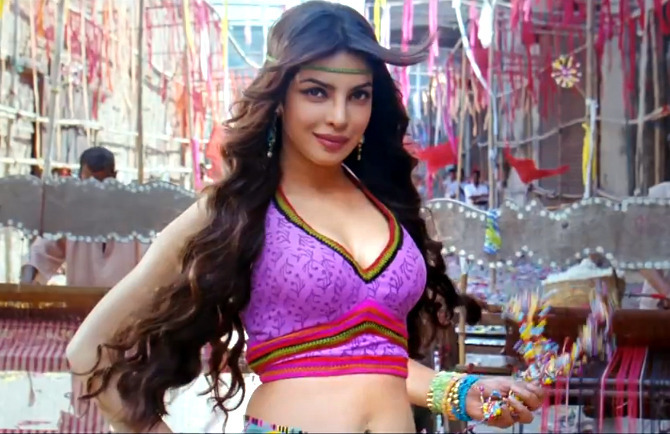 Priyanka Chopra Look in Gunday Movie
