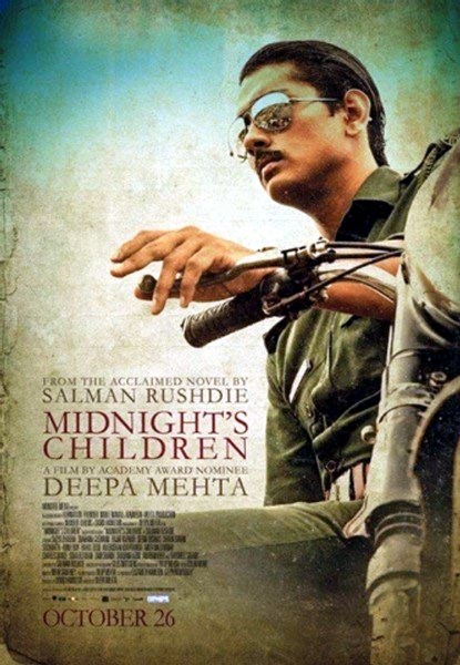 Midnights Children Movie New Poster