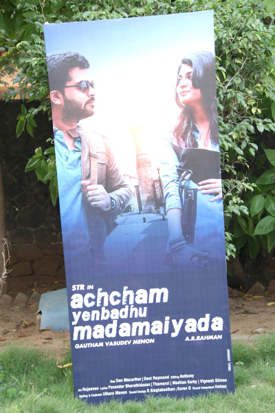 Achcham Yenbadhu Madamaiyada Movie Press Meet  48
