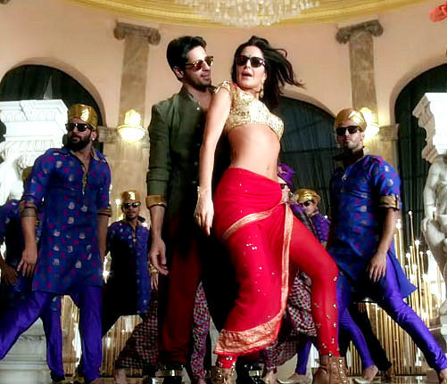 Baar Baar Dekho Movie Song   Kala Chashma featuring Katrina Kaif  Sidharth Malhotra  10