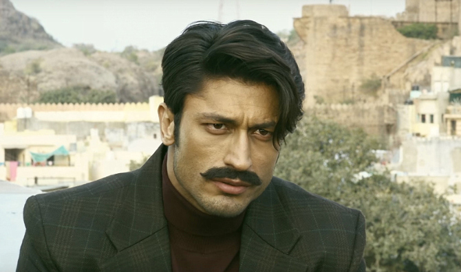 Vidyut Jammwal Baadshaho Movie Stills  17