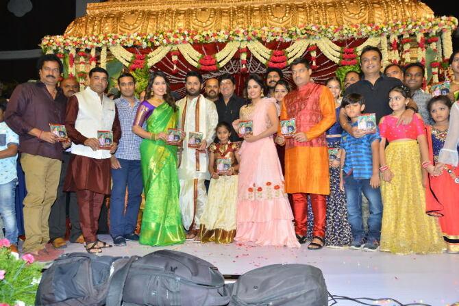 Srinivasa Kalyanam Movie Audio Launch  34