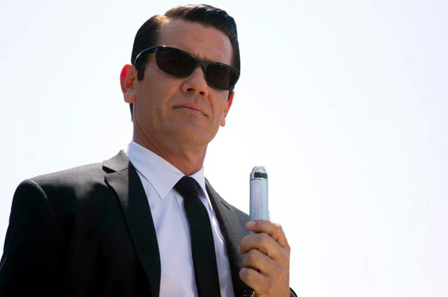 Josh Brolin in Men in Black 3 Pic