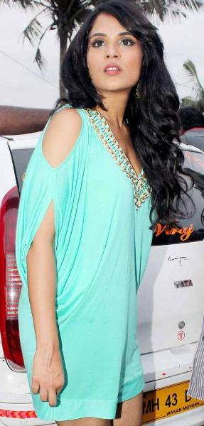Richa Chadda at GANGS OF WASSEYPUR Music Launch Photo