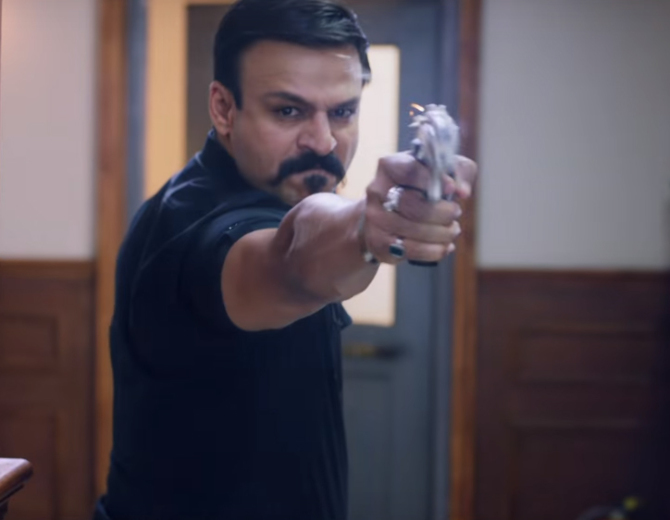 Vivek Oberoi Bank Chor Movie Stills  3