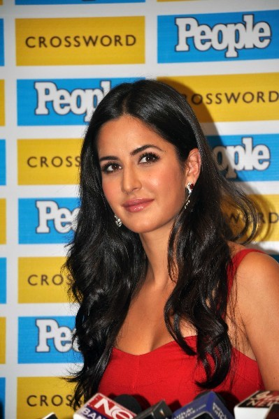 Katrina Kaif on People mag