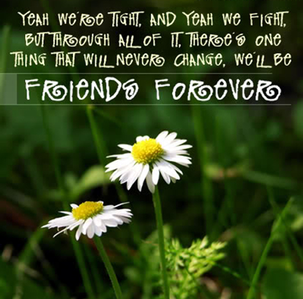 Quotes About Love And Friendship Forever : Friendship day images on rediff pages