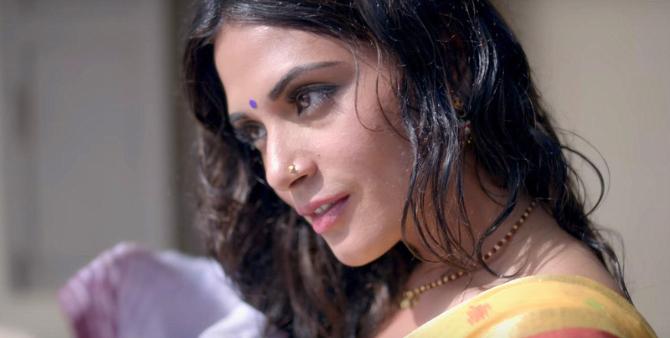 Richa Chadha 3 Storeys Movie Stills  3