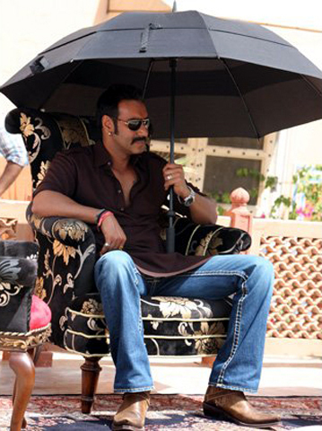 Ajay Devgn Bol Bachchan Movie Photo