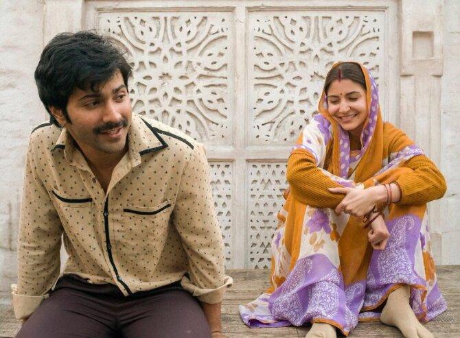Anushka Sharma   Varun Dhawan Sui Dhaaga Movie First Look 2