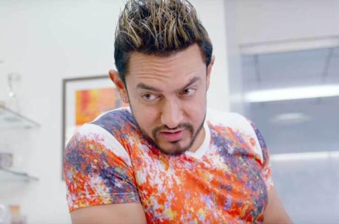 Aamir Khan Secret Superstar Movie Stills  2