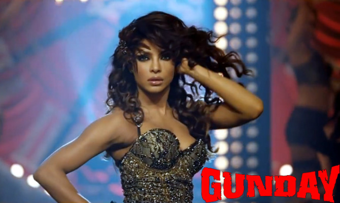 Priyanka Chopra in Gunday Film Still